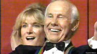 Johnny Carson Honored at the 1993 Kennedy Center Awards