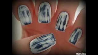 HOW TO: ACID WASH NAILS!