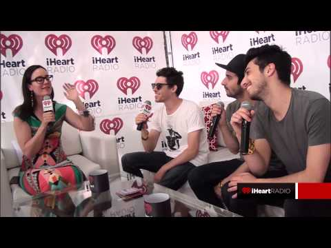Cash Cash Interview @ Lollapalooza
