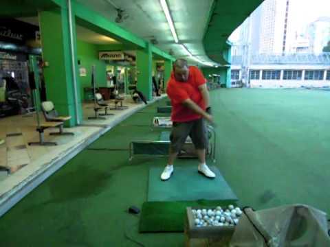 Bob Guerrero Golf Swing 2014