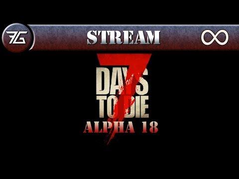 More 7 Days To Die Alpha 18 Multiplayer Pregen03 Youtube