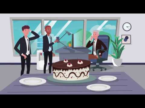 Who's Up Sales Management App 2D Animation Video By Cartoon Media