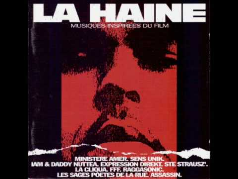11 - L'État assassine - Assassin - B.O.   La Haine - 1995 poster