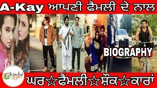 A-Kay Biography | Family | House | Wife | Cars | Hobbies | Struggle Story | Harlay | Unlimited gyan