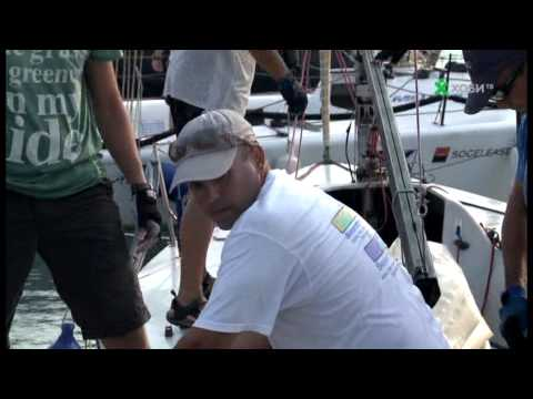 Cor Caroli - Bavaria yachts 2013 HOBBY TV part 2