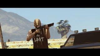 GTA 5 -  TREVOR vs LOST BIKERS | Action Movie