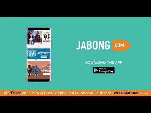 3f16d957b Jabong Online Shopping App - Apps on Google Play