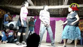 New hot recording dance video in Andhra village, May 2018