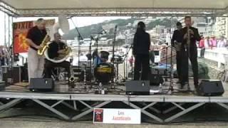 Les Jazzticots et Daniel Huck, Red Hot Hottentot
