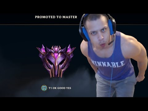 TYLER1: GETTING MASTER AND CLOSING THE GAP