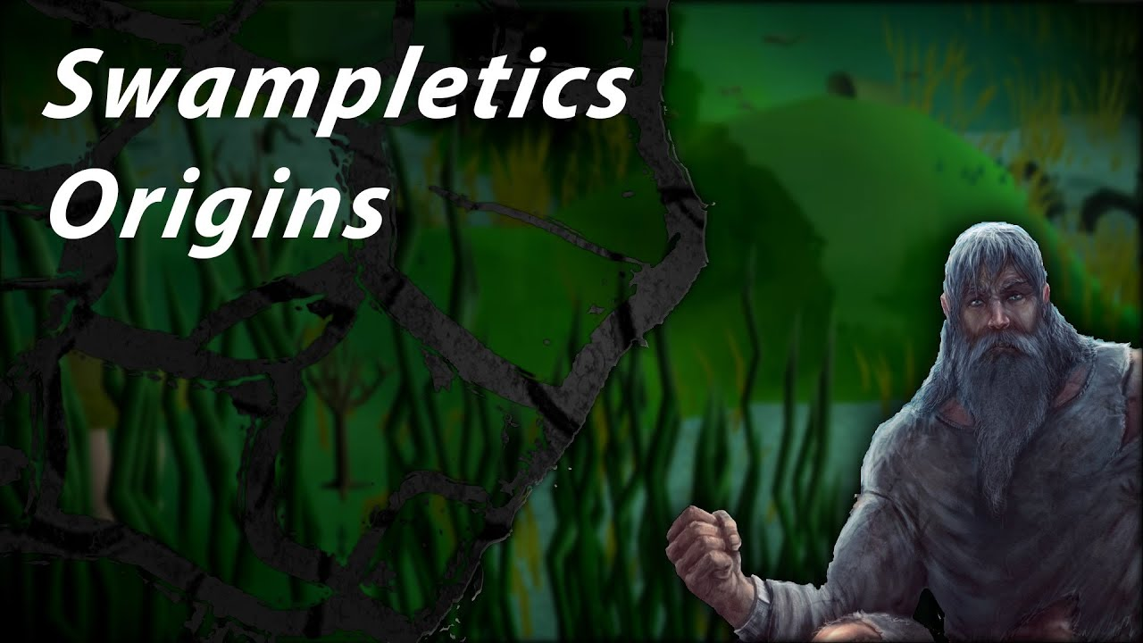 Meet Swampletics, the ingenious player taking the Runescape