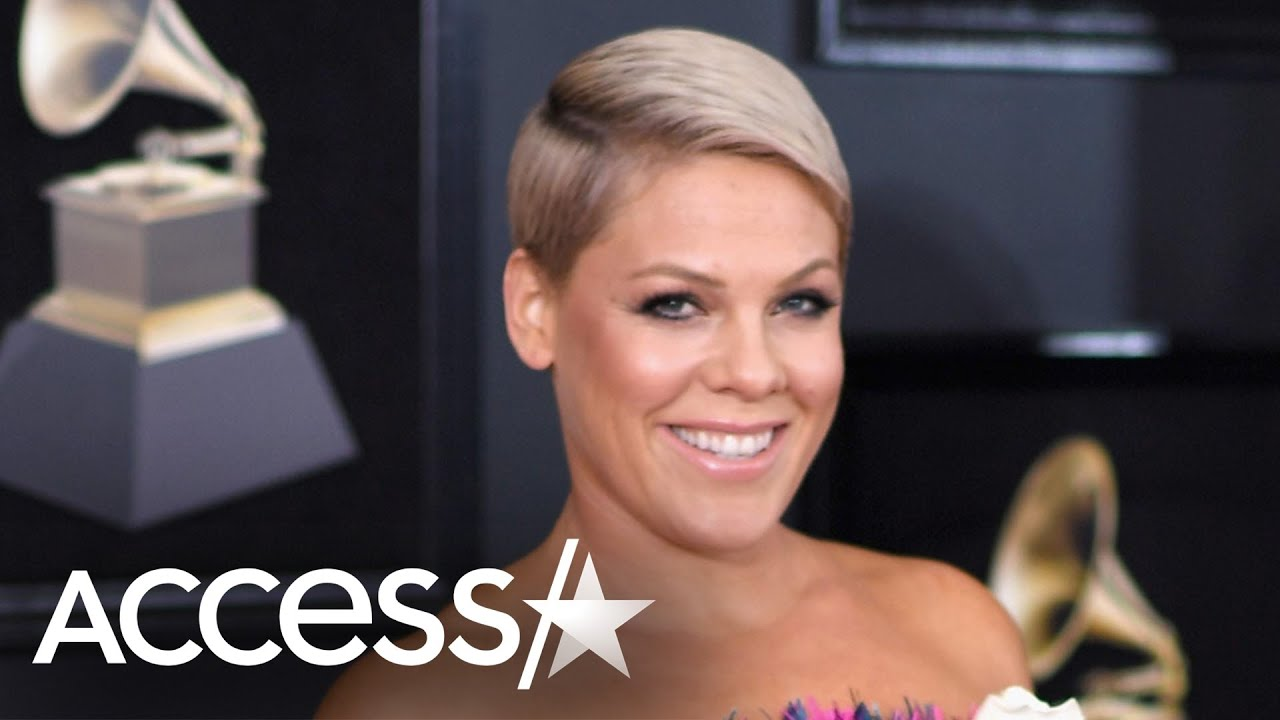 Pink Sings Impressive Gospel To Son During Bath Time