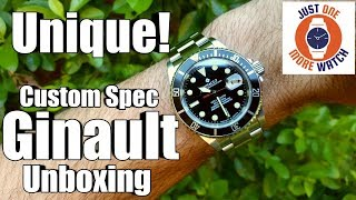 One Of A Kind Ginault Ocean Rover Unboxing!