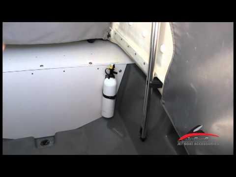 Yamaha Jet Boat Yamaha FSH Head Locker
