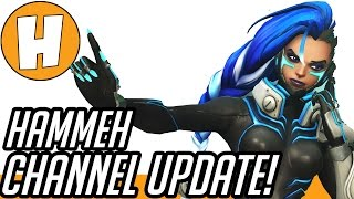Hammeh Channel Update - News, BlizzCon, Upcoming Vids and More!