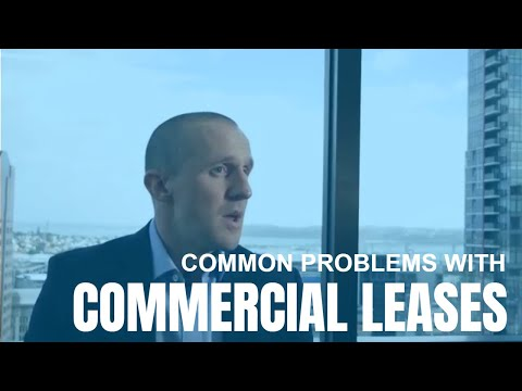 Common problems with your lease: Part Two - Episode 3