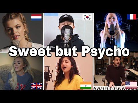 Who Sang It Better : Sweet But Psycho - Ava Max(us,uk,french,india,korea,netherland)