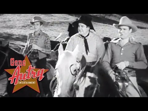 Gene Autry - Cowboy Serenade (from Cowboy Serenade 1942)