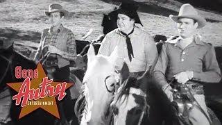 Gene Autry - Cowboy Serenade (from Cowboy Serenade 1942)