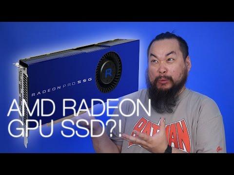 AMD Radeon PRO SSG GPU, Nintendo NX Details, Blackberry DTEK50