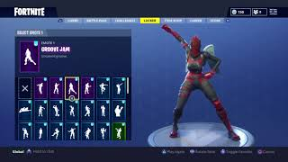 SELLING MY FORTNITE ACCOUNT 30 SKINS RED KNIGHT BLACK KNIGHT
