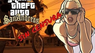 Como instalar mod hot coffee | (gta san andreas sin censura)