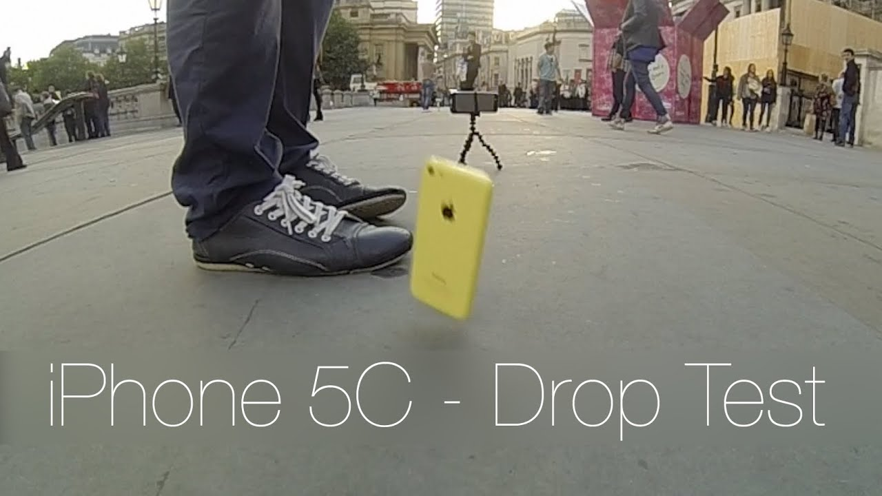 iphone drop test iphone 5c drop test 11808