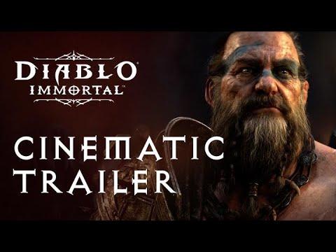 Diablo Immortal   Cinematic Announcement Trailer