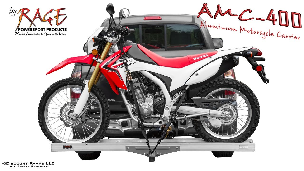 Amc 400 Aluminum Motorcycle Carrier Assembly Youtube