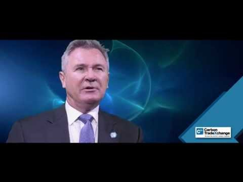 Wayne Sharpe, Carbon Trade Exchange - Climate Leader Interview