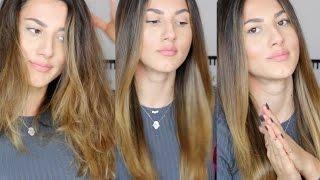 Evde Saçıma Nasıl Fön Çekiyorum ?