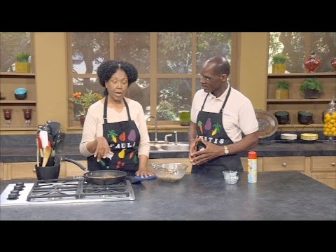 """3ABN Today Cooking with Curtis and Paula Eakins - """"Quick and Easy Recipes"""" (TDYC015065)"""