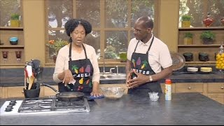 3ABN Today Cooking with Curtis and Paula Eakins -