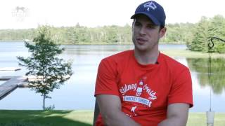 There's No Place Like Home With Sidney Crosby