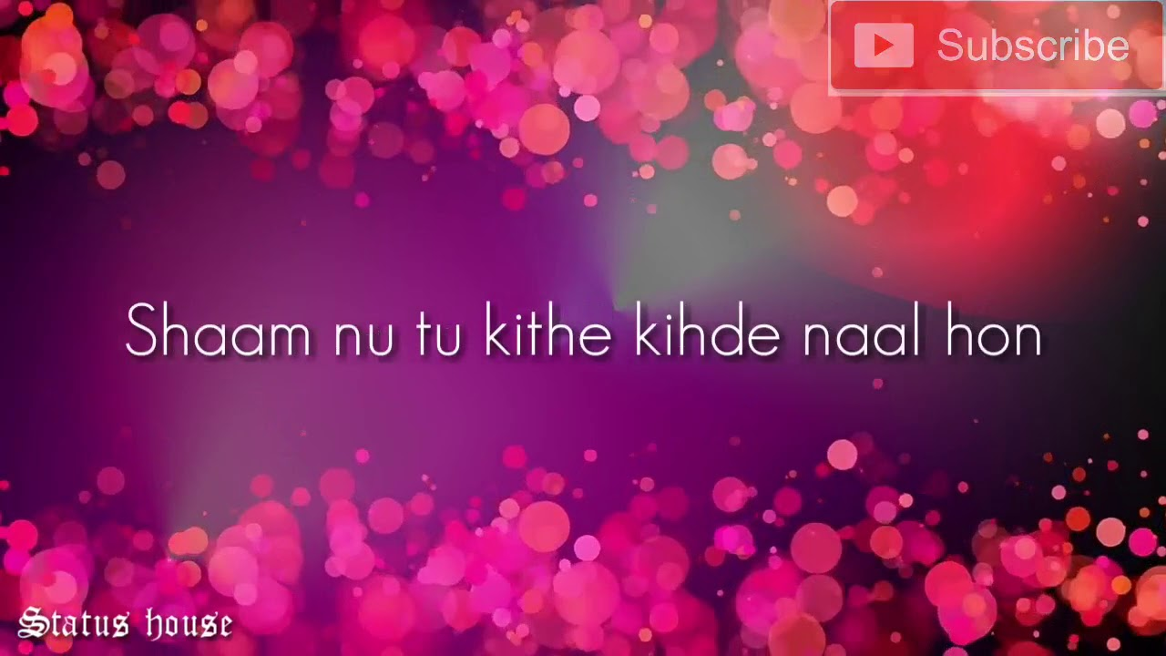 punjabi whatsapp status video, status for fb in punjabi attitude, punjabi  status yaari, sakhiyaan
