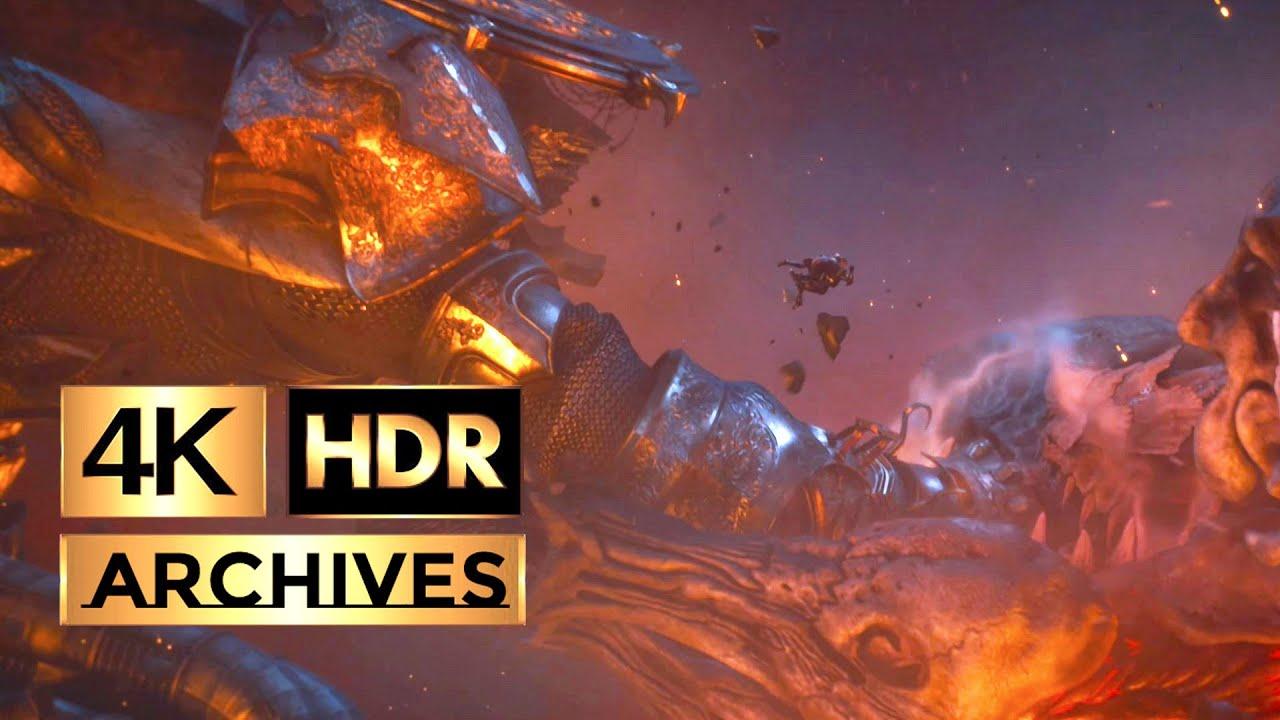 Download Kingsglaive: Final Fantasy XV - Nyx vs. Glauca. The Final Battle [ HDR - 4K - 5.1 ]