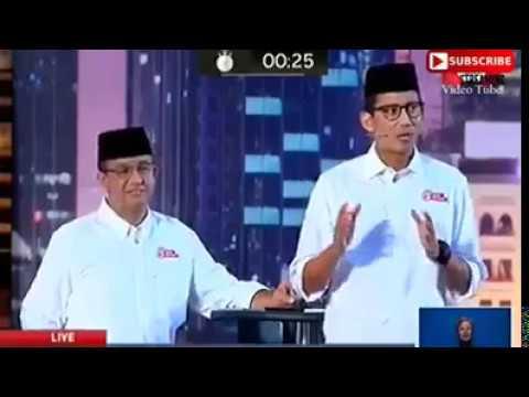 [ Viral ] Video Lucu Anies Baswedan Usai Debat Pilkada DKI 2017