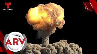 Posible nube radiactiva se suma a amenazas del fin del mundo   Al Rojo Vivo   Telemundo