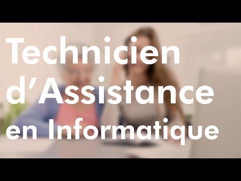 Technicien d'Assistance en Informatique