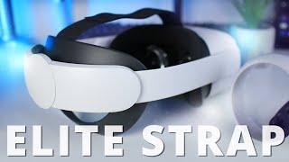 Should you buy the oculus quest 2 elite strap on day one? let's find out! we talk about setup, pros, and cons, at end, i'll answer your frequently as...