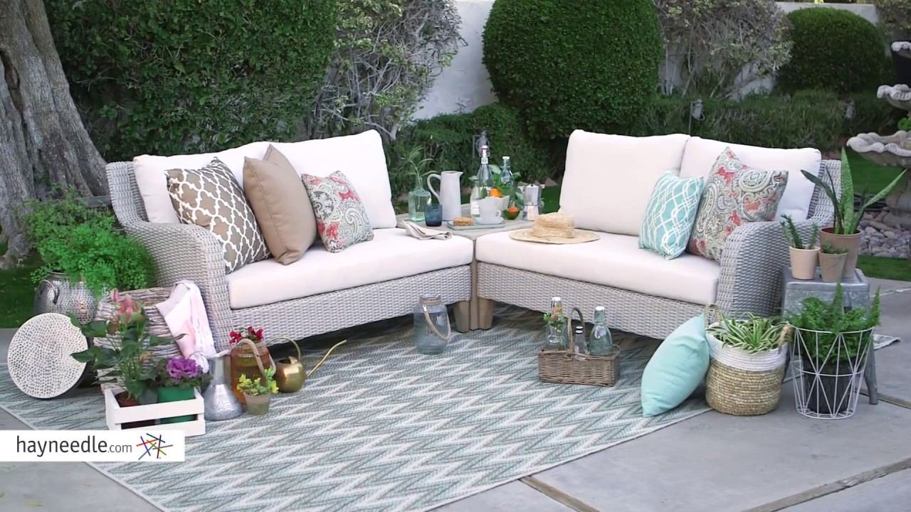 Backyard Patio Ideas Farmhouse Style