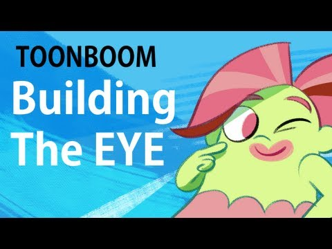 Toon Boom Animation - Building the EYE - Cutter & Color Override Module (PART 1)