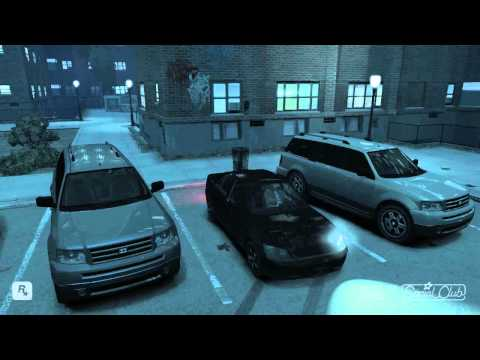 Gta 4 PC - Golpes, Caidas, Accidentes y Drift - HD