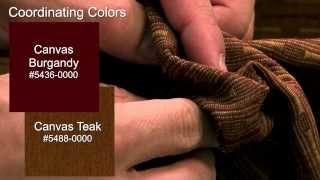 Sunbrella Dash Redwood 8029-0000