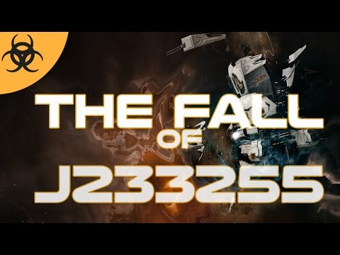 EVE Online - The Fall Of J233255