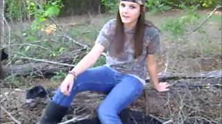 Gunpowder and Lead--Miranda Lambert Music Video