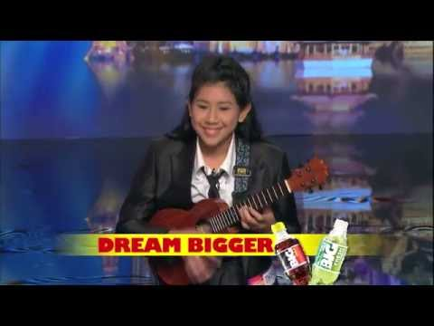 Extraordinary musician Sydney pursues big dreams at Asia's Got Talent!