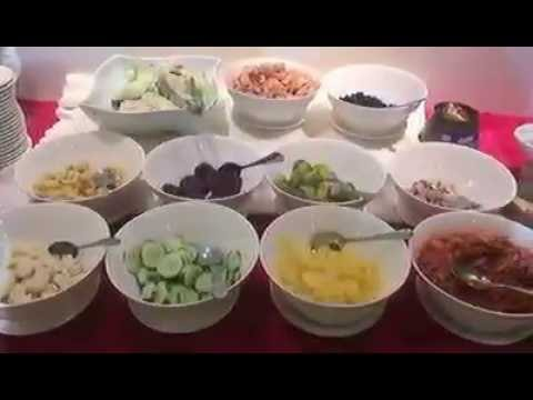 Royal Orchid Guam Hotel's Breakfast Buffet Restaurant