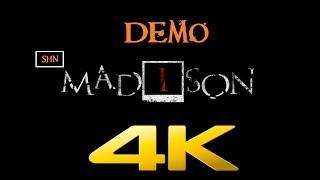 MADiSON | Demo | 4K/60fps Longplay Walkthrough Gameplay No Commentary