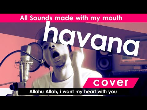 Rhamzan - HAVANA (Nasheed Cover) | No music  | w/Lyrics Subtitles